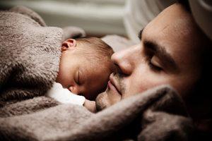 Ouderteam.nu Vader en baby