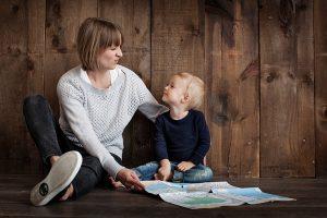 Opvoeden en Zo | Moeder met peuter